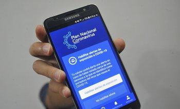 La app Coronavirus UY se actualizó en una nueva versión al iniciarse la campaña de vacunación.