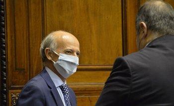El miembro interpelante de la oposición será el diputado Gerardo Núñez