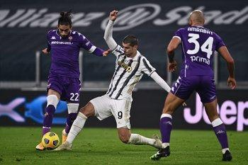 Cáceres supera a Morata