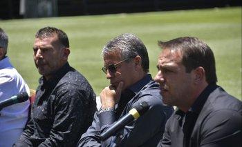 Ruglio inició una nueva era en Peñarol