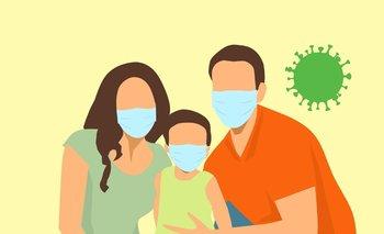 La familia en pandemia