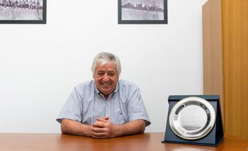 Jorge Arismendi, dueño de JR Arismendi.