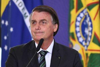 El país liderado por Jair Bolsonaro registra una ola de contagios de coronavirus dramática en los últimos días