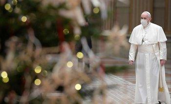 El papa Francisco fue operado del colon el domingo por la tarde