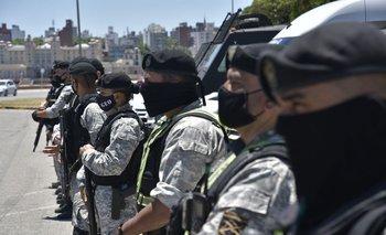 La Policía de Colonía tuvo un enfrentamiento con jóvenes del barrio El General
