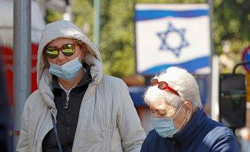 Hay nuevas medidas ante el avance del coronavirus en Israel