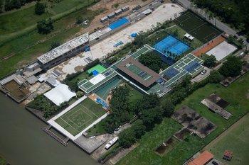 La mansión de Neymar