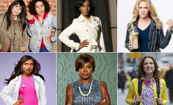 Broad City, Scandal, Inside Amy Schumer, The Mindy Project, How To Get Away..., Unbreakable Kimmy Schmidt