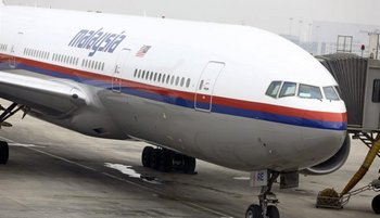 Un Boeing de Malaysia Airlines