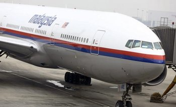 Un Boeing de Malaysia Airlines
