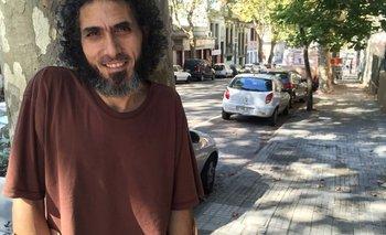 Jihad Ahmed Mustafa Dhiab, de 43 años, en Montevideo