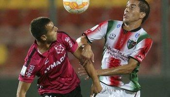 Leandro Reymundez en su etapa de jugador de Wanderers