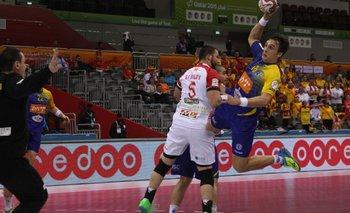 Ivan Karacic enfrentó a su hermano con la camiseta de Bosnia.