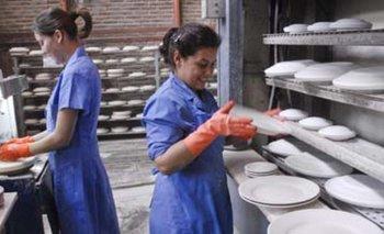 La cooperativa de trabajadores de la ex Metzen y Sena es uno de los 14 emprendimientos financiados por el Fondes desde su creación en 2011