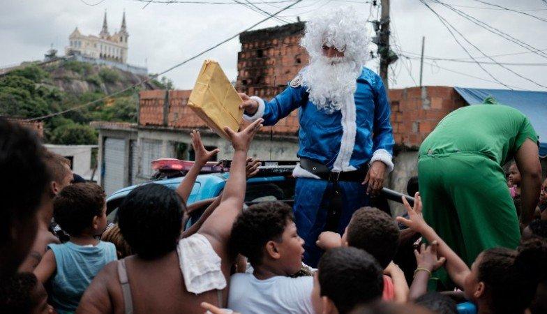 Aumentó la pobreza en Brasil durante el ultimo año