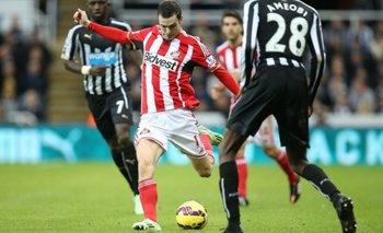 Johnson, autor del gol de Sunderland