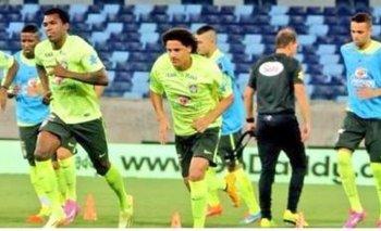 Gedoz entrenó con la sub 23 de Brasil