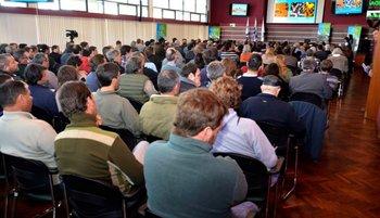 Sala Centenenario del INIA en La Estanzuela