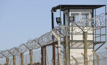 Cabina de vigilancia en la Colonia Berro