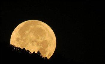 Luna llena de octubre: ¿cuándo se podrá ver?