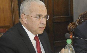 Julio Guarteche, director nacional de Policía