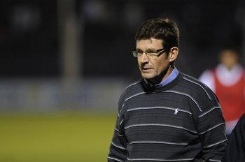 Fernando Curutchet interesa en Danubio para las juveniles