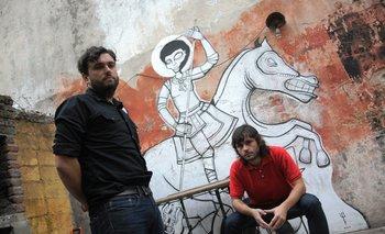 Martín y Fermín Solana de Hablan por la Espalda