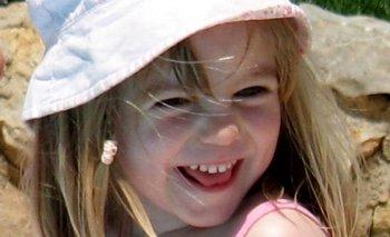 Foto distribuida por la familia McCann de Maddie en 2007, cuando desapareció