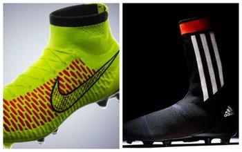 5e23c2535f978 Adidas vs Nike en la guerra de las botas de fútbol