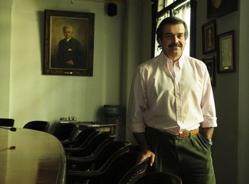 El presidente de la Federación Rural abogó por un precio de referencia