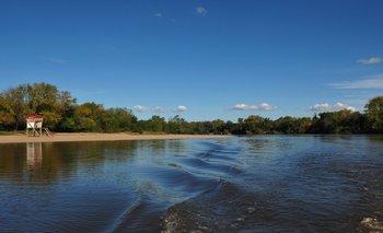 En marzo de 2013 el agua de OSE tuvo mal olor debido a las cianobacterias del río Santa Lucía