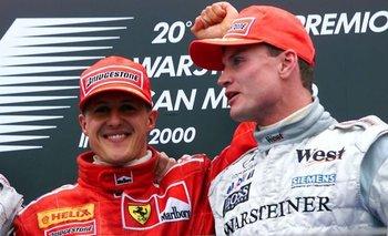 Michael Schumacher ganó siete campeonatos de  Fórmula 1