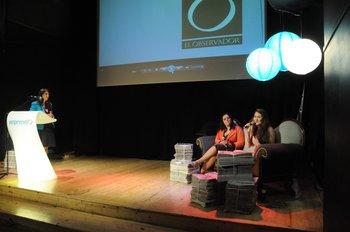 La editora de Café & Negocios, Gabriela Malvasio y la periodista de C&N Emprendedores Cecilia Amorín