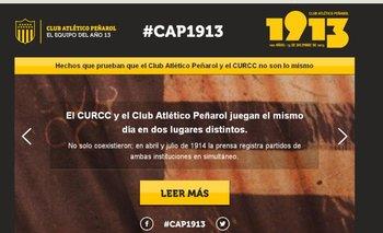 La web CAP1913.com