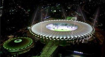 El Estadio Maracaná