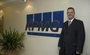 El socio del departamento de Asesoramiento Tributario y Legal de KPMG, Gustavo Melgendler