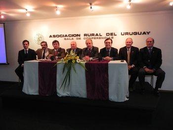 Participaron representantes de todas las gremiales del Mercosur