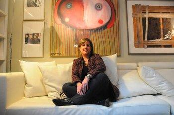 Directora de Estudio Gabriela Pallares