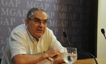 Enzo Benech, subsecretario del MGAP