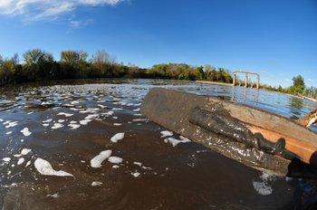 La propuesta del consorcio privado es para construir una represa en Arazatí, San José