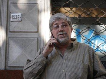 Esteban Valenti, director de UY Press