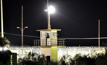 La cárcel Las Rosas está ubicada en las afueras de la ciudad de Maldonado, próxima a San Carlos
