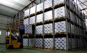 Uruguay y Venezuela acordaron negociar 40.000 toneladas de leche en polvo en 2013