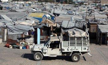 Foto de archivo. Haití pide a EEUU y la ONU enviar tropas para estabilizar el país