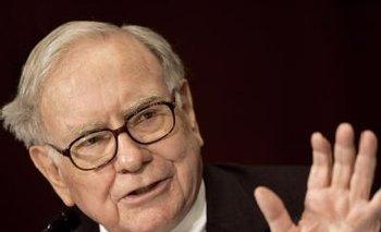 Warren Buffet se ubica en el cuarto lugar con $ 48,4 billones