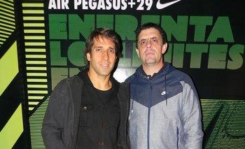 Mario Guimaraes y Alejandro Burghi