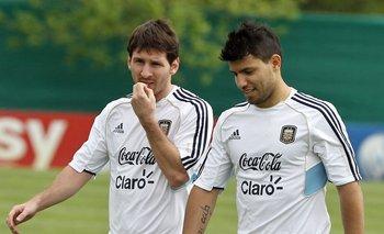 Sergio Agüero llegó a un acuerdo para jugar en Barcelona; ¿lo hará con su amigo Lionel Messi o este se irá del club?