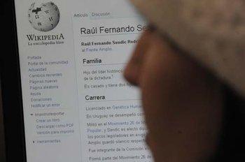 Wikipedia es una de las diez páginas web más visitadas del mundo