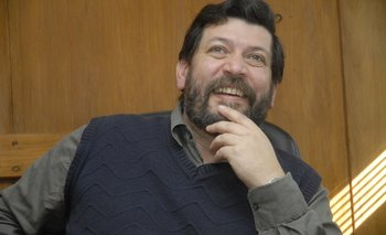 Andrés Berterreche, director del Instituto Nacional de Colonización.