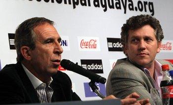 DT de Paraguay, Gerardo Pelusso